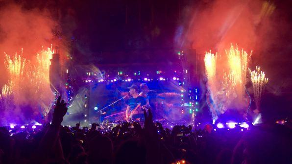 Coldplay- Milano 04/07/2017