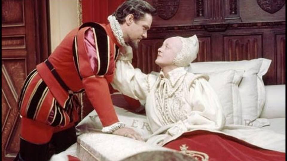 Il favorito della grande regina, il capriccio senile di Elisabetta I d'Inghilterra
