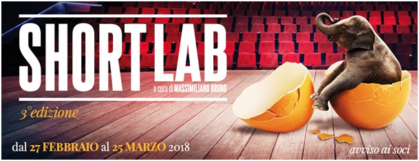 Short Lab 2018 Massimiliano Bruno