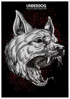 Underdog, Lucci e Ford, grafiche di Lucamaleonte