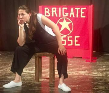 attrice teatro italiana