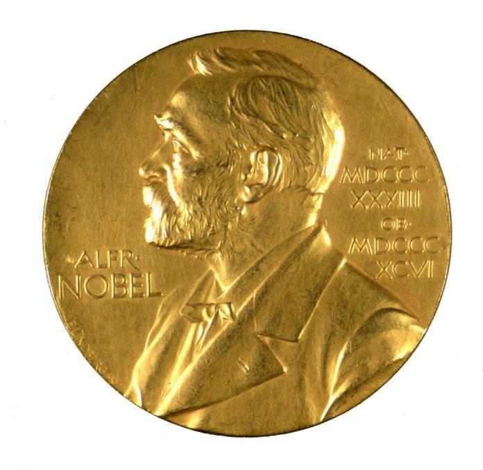 Medaglia del Nobel.