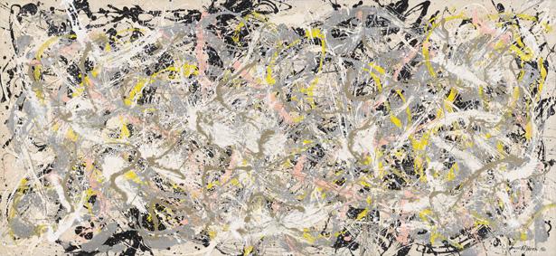 Pollock opere