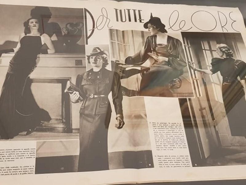 Eva. Rivista per la donna italiana, 10 ottobre 1936, pp. 6-7