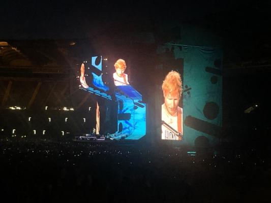 concerto ed sheeran italia 2019