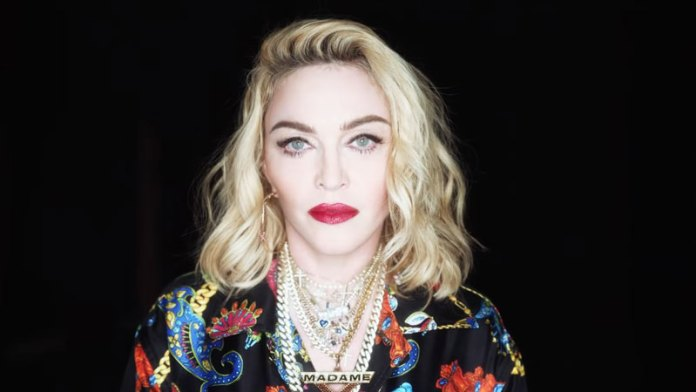 Madonna cantante 2020 curiosita