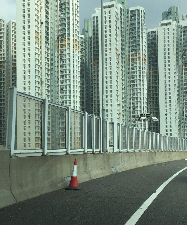 fotografia de Hong Kong feita por Bob Wolfenson
