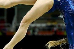 ginasta olímpica