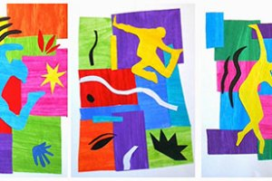 Miriam Paternoster | Inspired by Matisse Cut-Outs