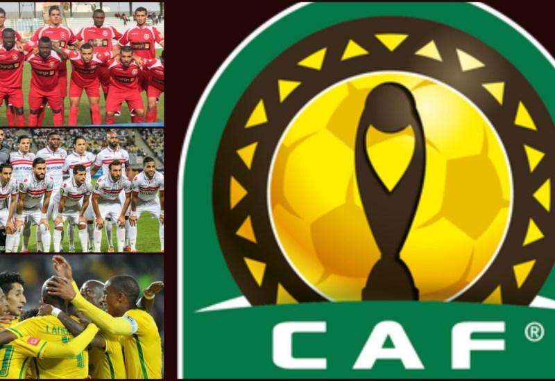 370658490e278 CAF Champions League  por un boleto a Medio Oriente