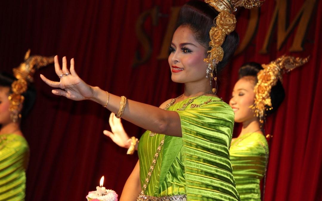 Arte e Cultura em Bangkok
