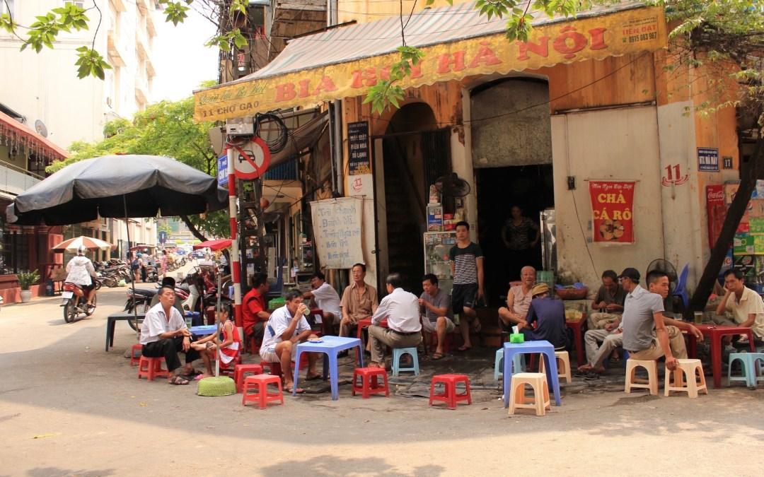 Xin Chào, Hanói