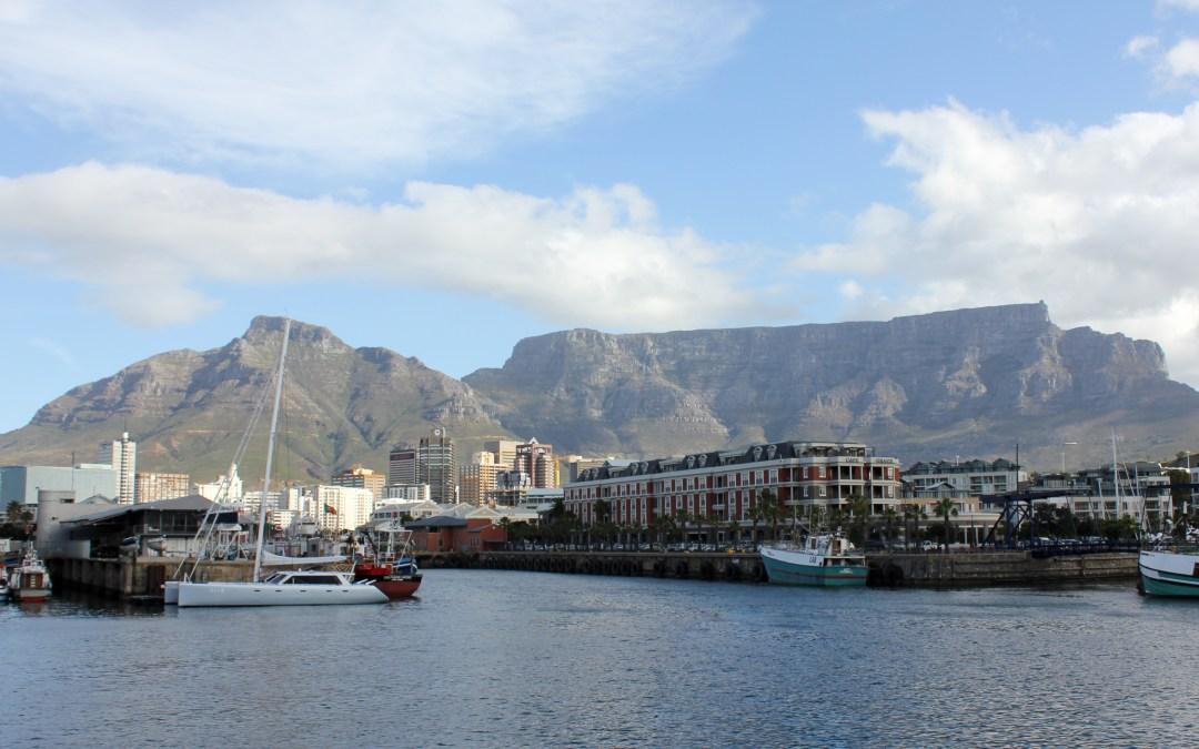 Karibu – Bem vindos à Cidade do Cabo