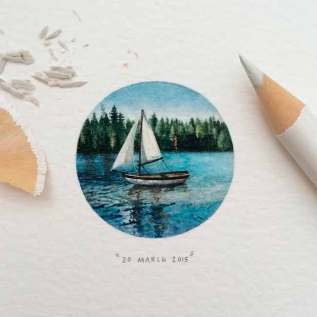 march-boat-tiny-painting-lorraine-loos