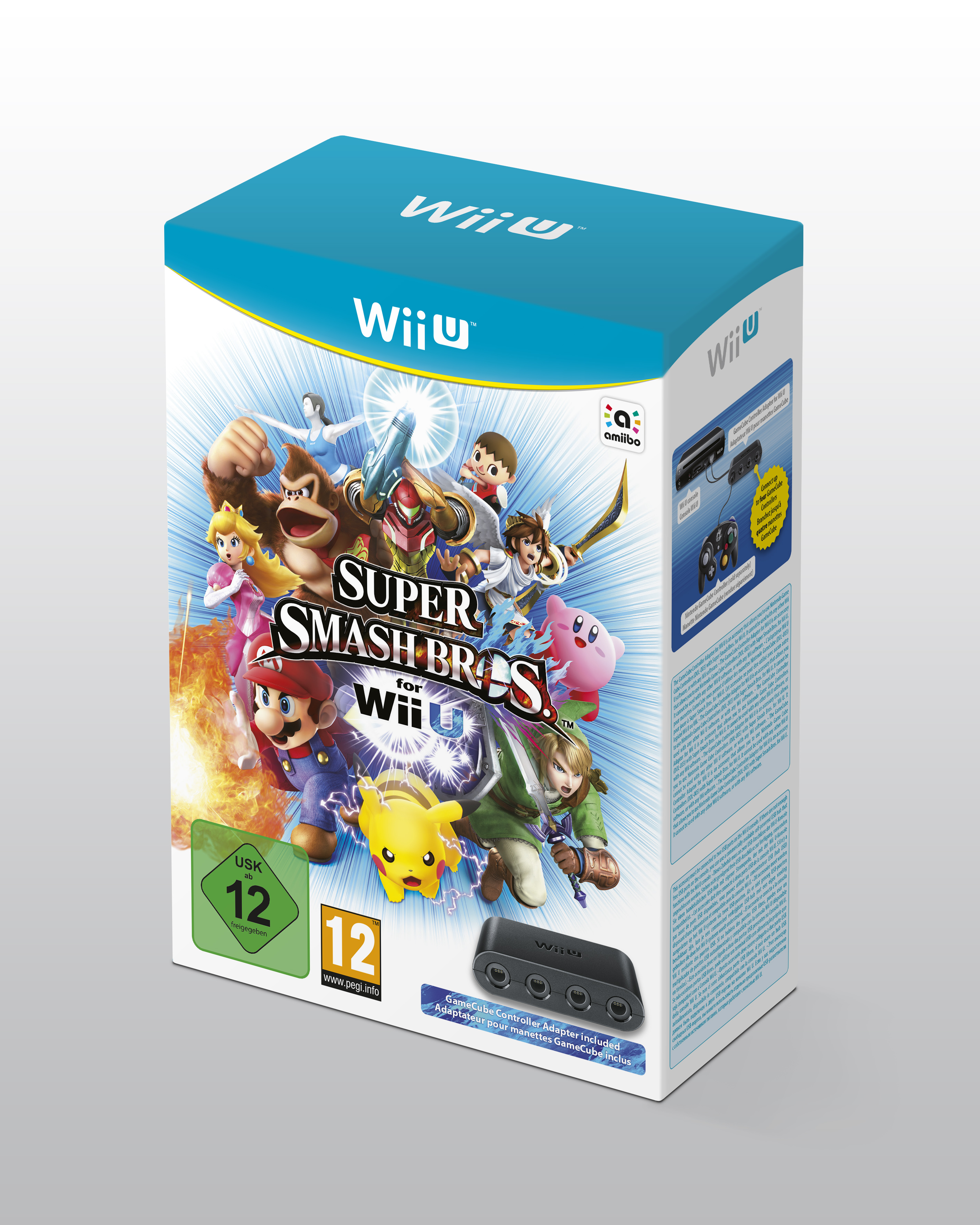 Des Packs Et Des Amiibo Pour Super Smash Bros For Wii U