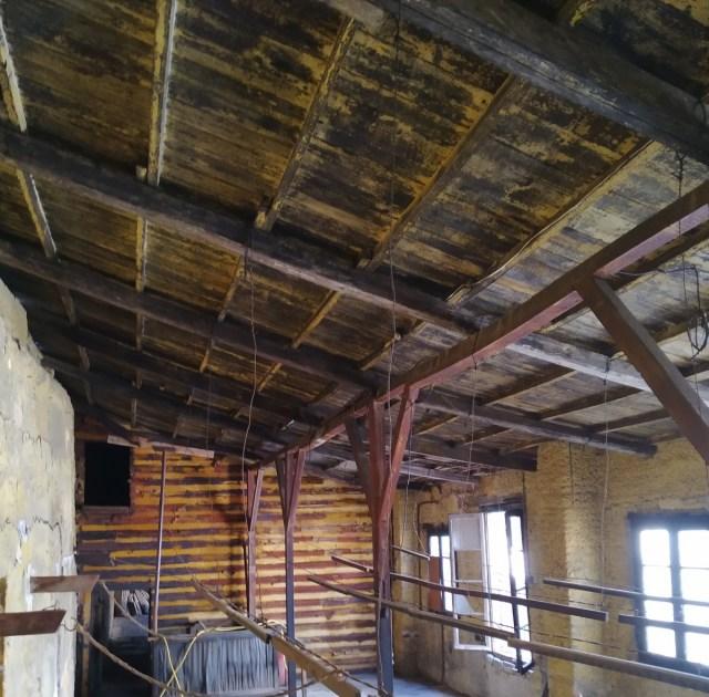 Πρόγραμμα αποκατάστασης του κτηρίου της Βιοτεχνίας Ελληνικών Μαντηλιών (ΒΕΜ) στο Μεταξουργείο