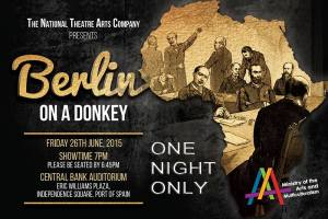 Berlin on a Donkey Ad