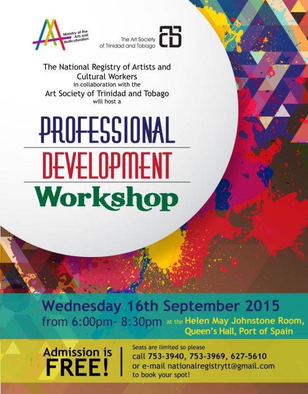 Professional Development Flyer [16-09-2015]
