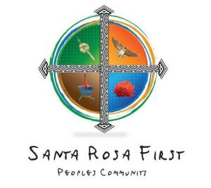 Santa Rosa First People's Community_Logo