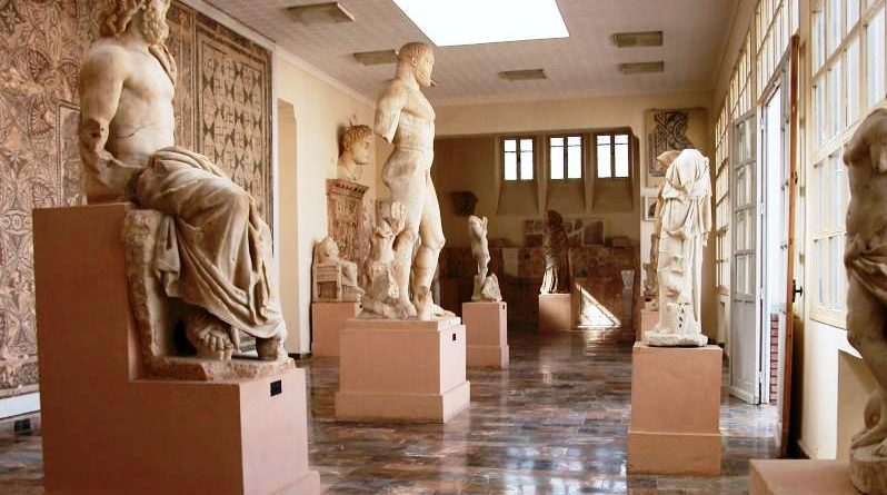 Musée de Cherchell, Algérie