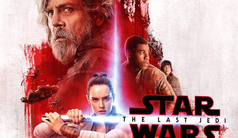 The last jedi de la série star wars à Alger