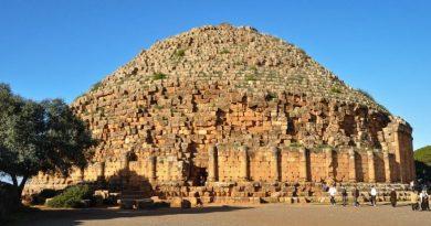 Tombeau de la chrétienne ou mausolée royal de Maurétanie