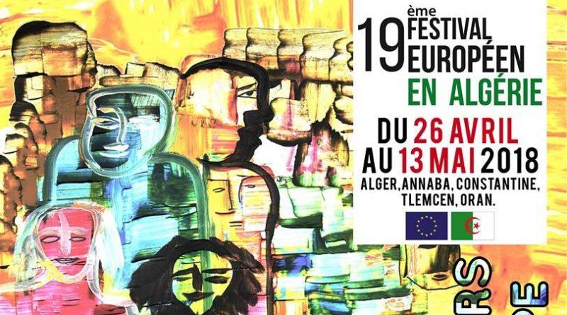 19ème Festival Culturel Européen en Algérie