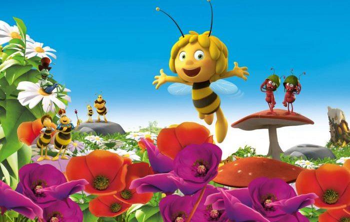 Programme cinéma : Maya l'abeille 2