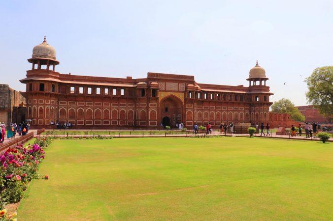 Fort Rouge d'Agra - Inde
