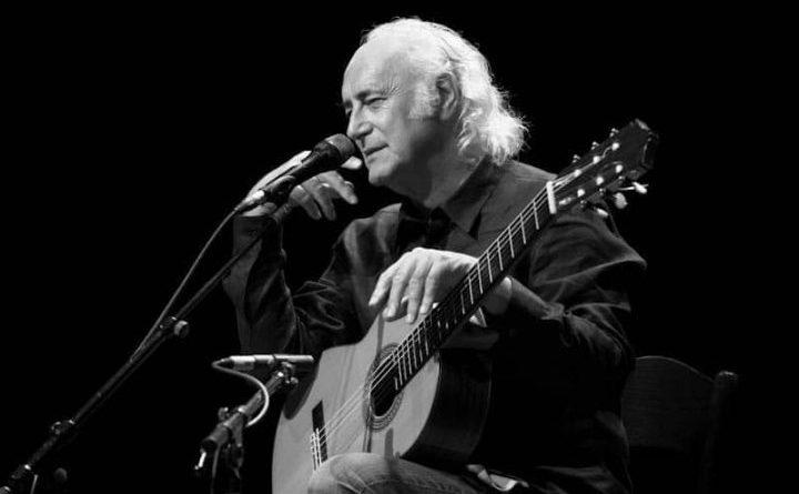 Amancio Prada en concert à Alger