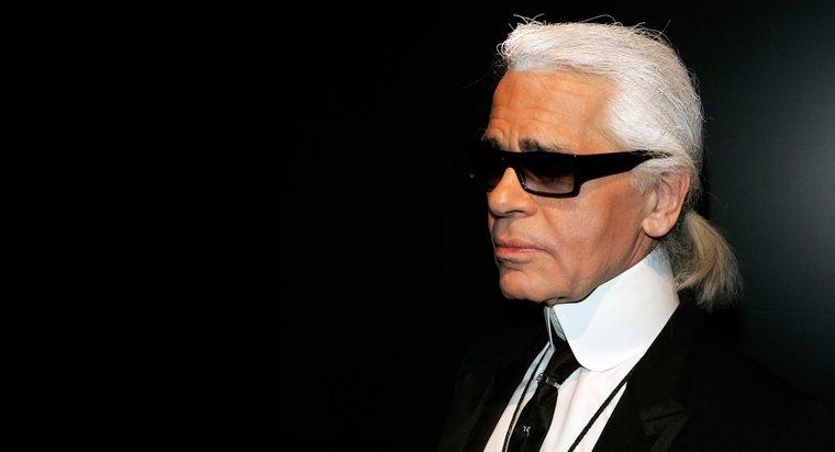 Karl Lagerfeld : Décès d'un monument de la mode