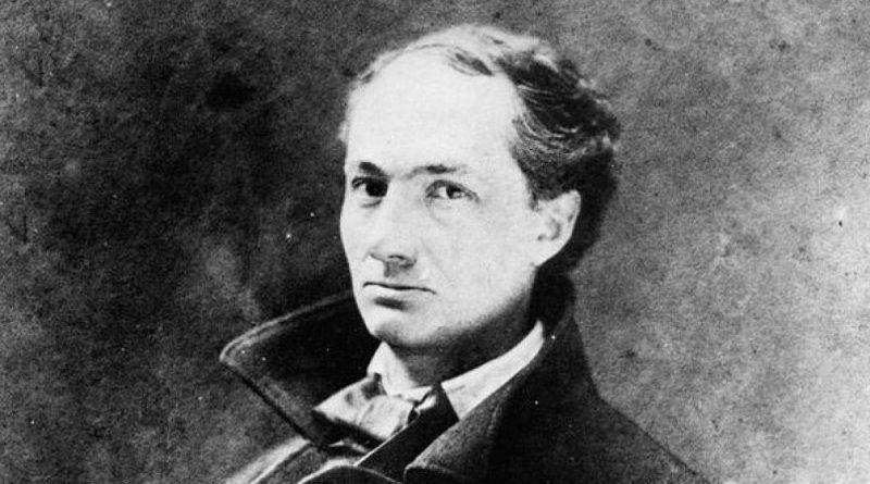 Exposition de livres de Charles Baudelaire à l'Institut français