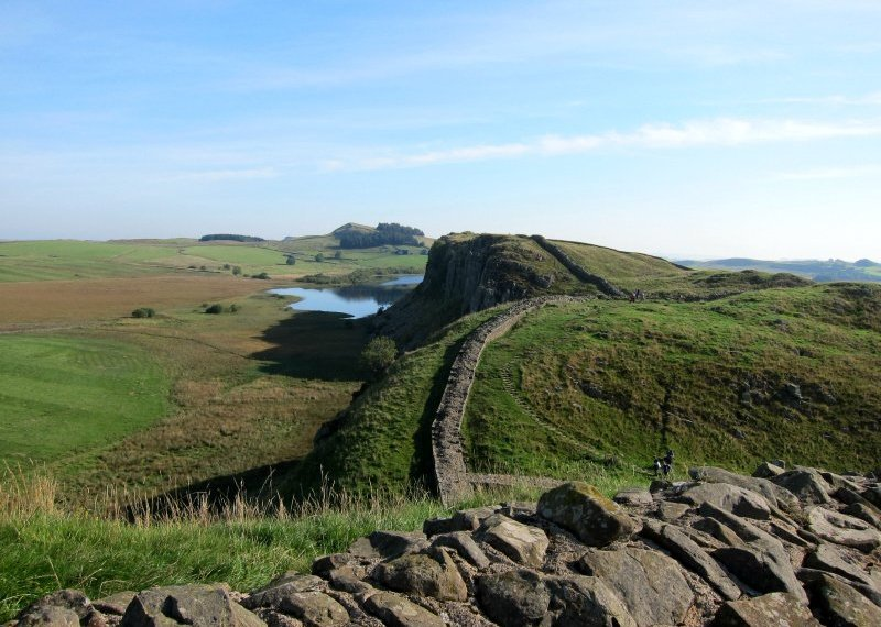The Hadrian Wall