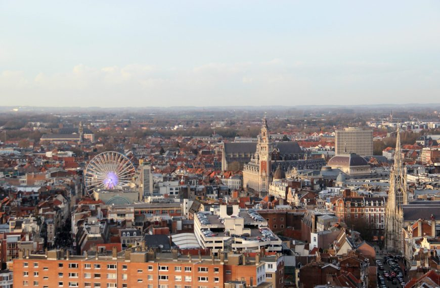 Top 10 things to do in Lille