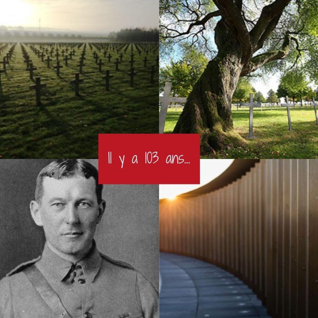 Medley lieux de Mémoire 1ere Guerre mondiale