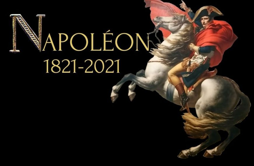 How should we commemorate the 200 year anniversary of Napoléon's death?