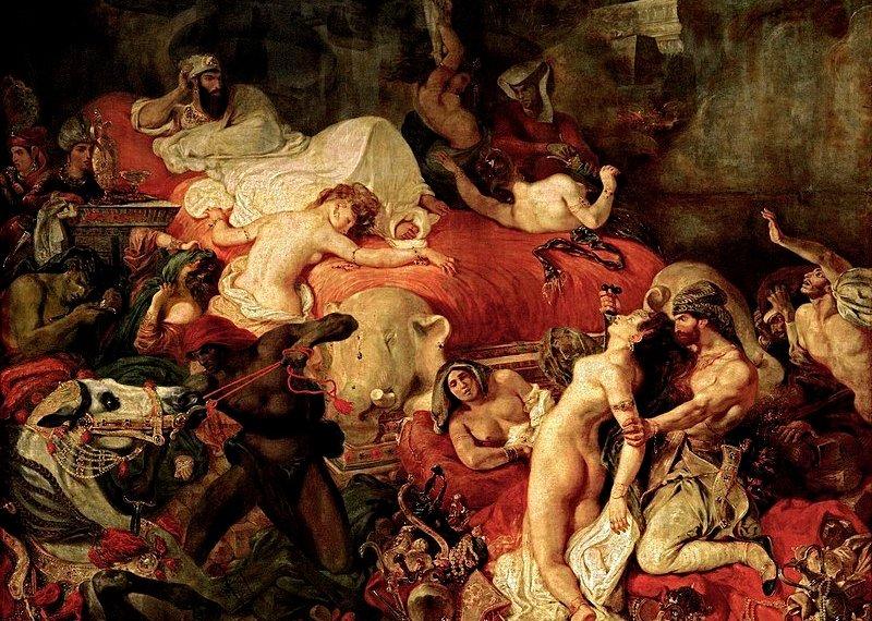 Delacroix, l'homme et l'œuvre