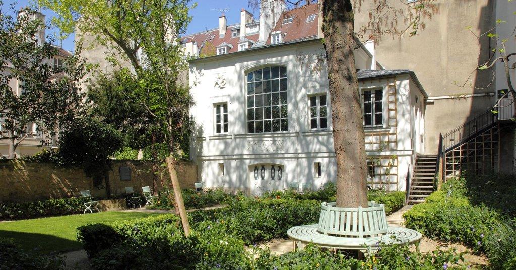 Maison Eugene Delacroix
