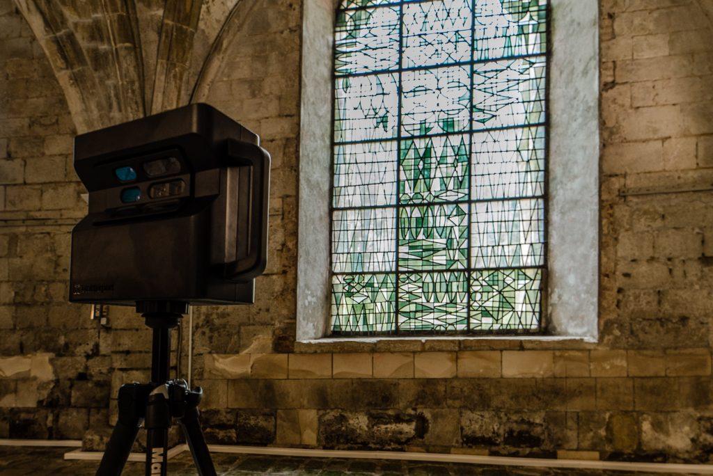Matterport caméra pro 2 et le patrimoine