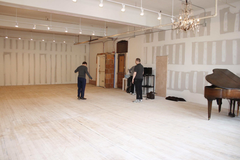 Gibney Dance Center Launch Party tonight | Culturebot