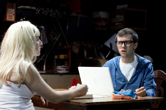 Lisa Clair as Britney Spears and Cole Escola as Ian Fleishman