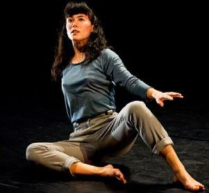 Aretha Aoki. Photo by Ian Douglas