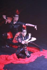 Takemi Kitamura & Ai Ikeda - Photo by Kenji Mori