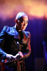 Perry Yung - Photo by Kenji Mori