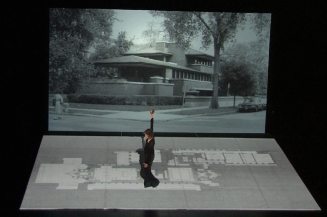 "Kyle deCamp's ""Urban Renewal."" Photo by Robie House"