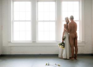 Ishmael Houston-Jones and Emily Wexler