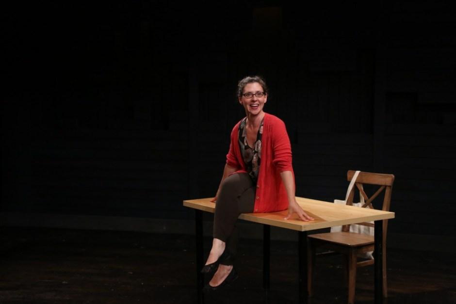 Miriam Silverman, photo by Gerry Goodstein