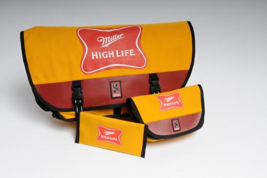 Chrome Miller High Life bag