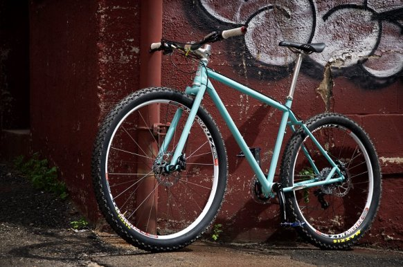 budd bikes 69er mountain bike