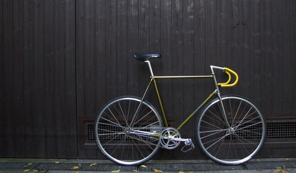 somec super corsa track bike